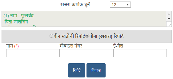bhuiya naksha