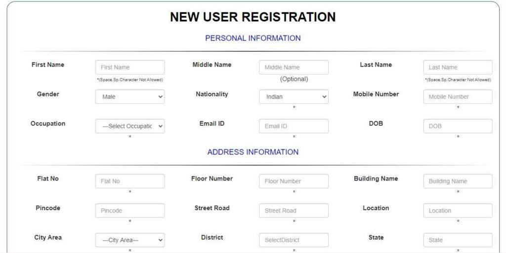 digital satbara registration