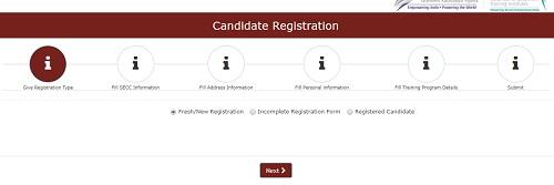 Kaushal Panjee new registration